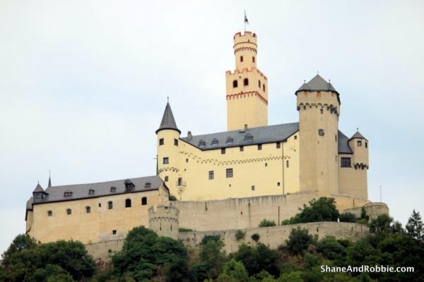 Burg Rheinfels.