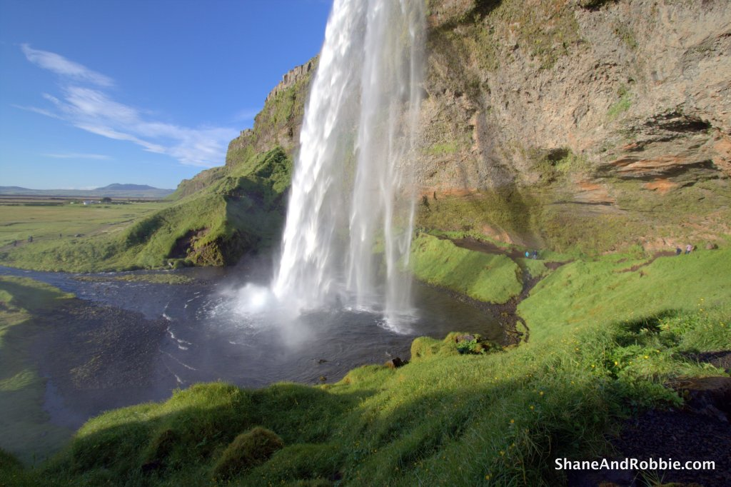 Iceland - Up close with a wide-angle lens at 10mm