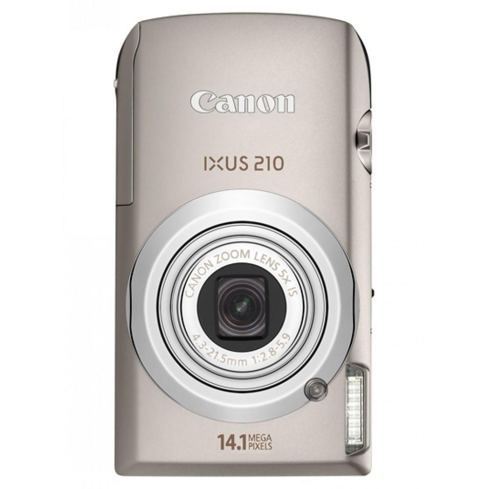 "Point and shoot camera for ""Memory Shots"" - Canon IXUS 210"
