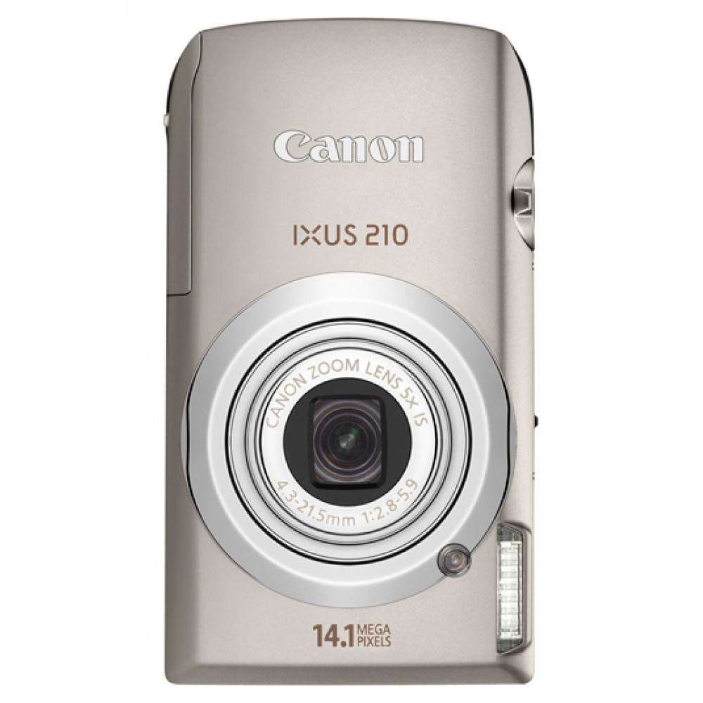 "Point and shoot camera for ""Memory Shots"" - Canon IXUS 210"