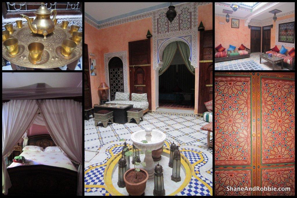 1-Morocco, Rabat and Meknes