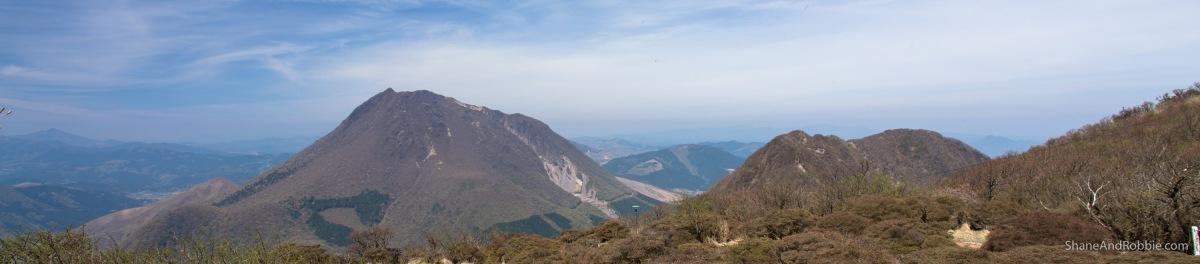 Mt Tsurumidake