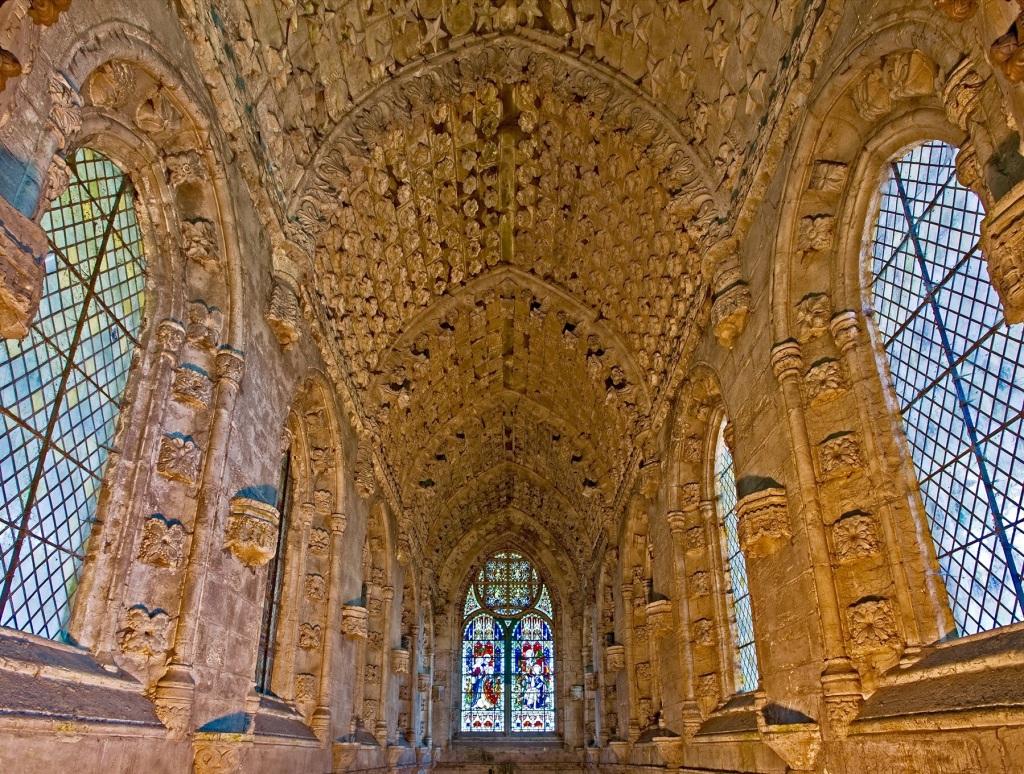 rosslyn chapel 2