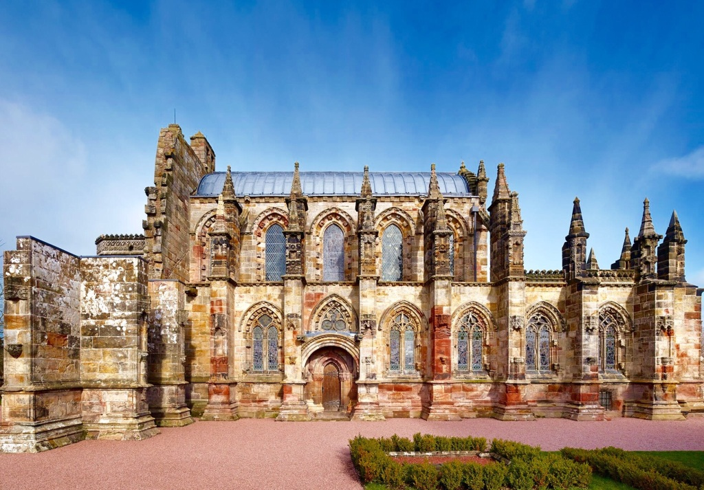 rosslyn chapel 1