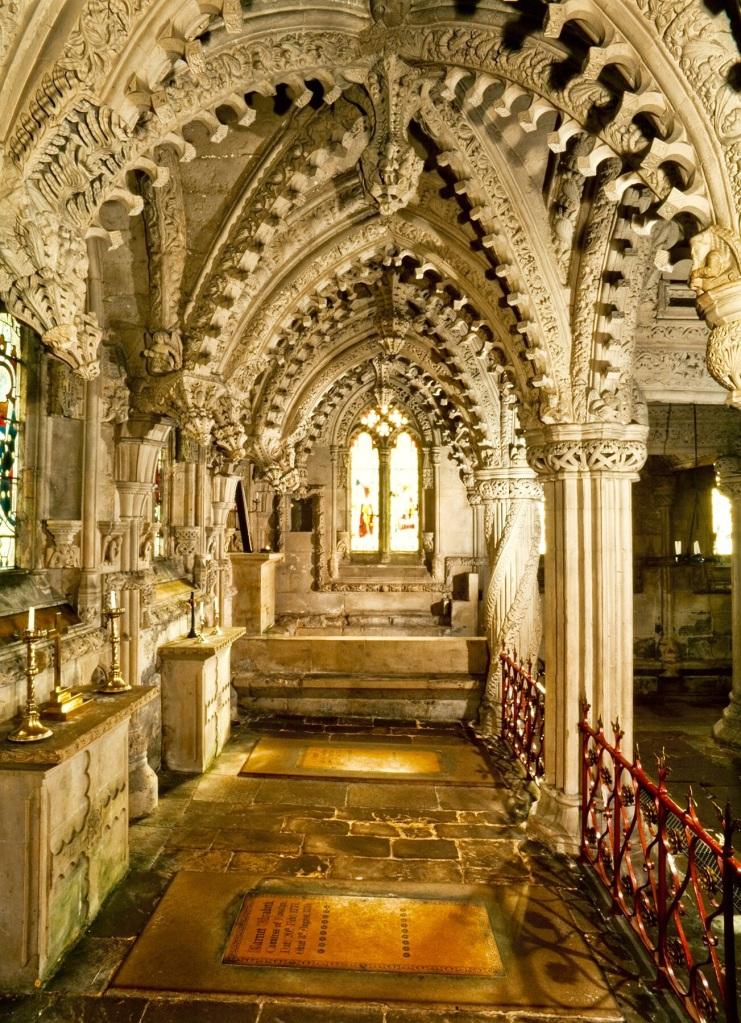 rosslyn chapel 3
